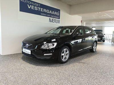 brugt Volvo V60 V60D4 190 Kinetic aut.
