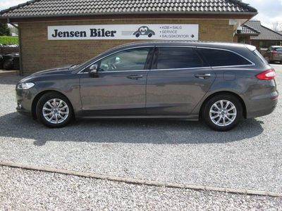 brugt Ford Mondeo 1,6 TDCi 115 Trend stc.