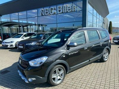 brugt Dacia Lodgy Stepway 1,2 TCe 115