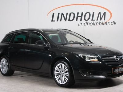 brugt Opel Insignia 1,6 T 170 Cosmo ST