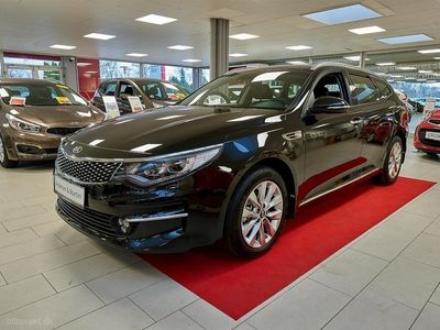 usata Kia Optima SW 1,7 CRDI Advance 141HK Stc 6g