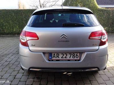 brugt Citroën C4 1,6 e-HDi Seduction 115HK 5d 6g