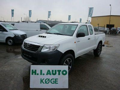 brugt Toyota HiLux 2,5 D-4D 144 Ex.Cab T2