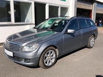 brugt Mercedes C220 d CDI BE 170HK