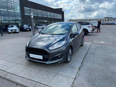 brugt Ford Fiesta 1,0 EcoBoost ST-Line Start/Stop 100HK 5d