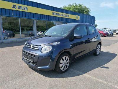 brugt Citroën C1 1,2 PT 82 Feel+