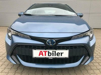 brugt Toyota Corolla Touring Sports 1,8 Hybrid H1 E-CVT 122HK Stc Trinl. Gear