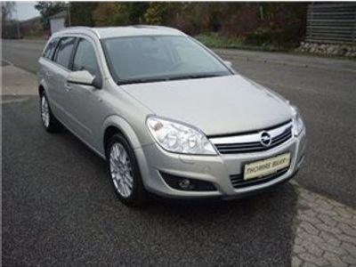 brugt Opel Astra 1,6 Turbo Enjoy Wagon 5d