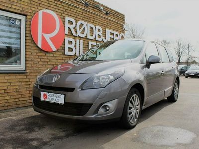 usata Renault Grand Scénic III 1,5 dCi 110 Expression 7prs