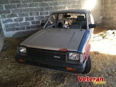 gebraucht Toyota Starlet 1.0