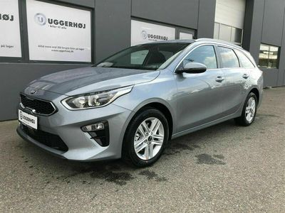 brugt Kia cee'd 1,5 T-GDi mHEV Upgrade SW DCT