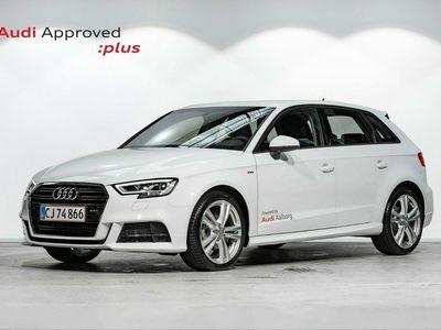used Audi A3 Sportback 30 TDi Sport Limited S-tr.