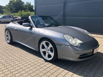 brugt Porsche 911 Carrera Cabriolet 3,6 2d