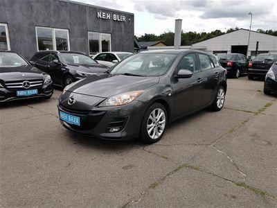 brugt Mazda 3 1,6 DE Premium 115HK 5d 6g