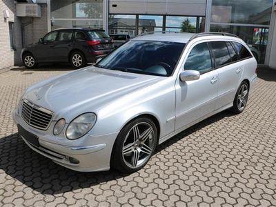 used Mercedes E320 CDI aut. 224HK Stc - Personbil - Sølvmetal