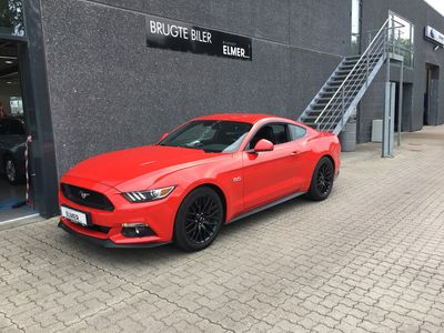 brugt Ford Mustang GT 5,0 Ti-VCT 421HK 2d 8g Aut. G