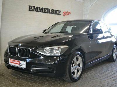 brugt BMW 118 d 2,0 Sport Line