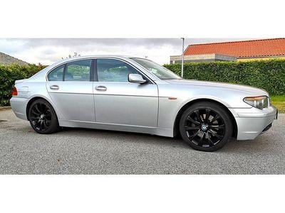 brugt BMW 745 745 E65 IA 4,4