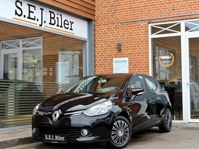 brugt Renault Clio IV 1,5 dCi Expression 75HK 5d