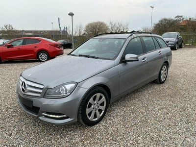 used Mercedes C200 2,2 CDi stc. BE
