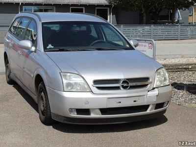 brugt Opel Vectra 2,2 16V Direct Elegance st.car
