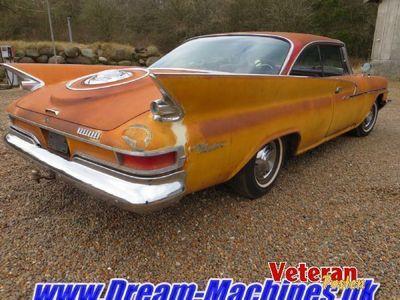 brugt Chrysler Windsor 2 door hardtop