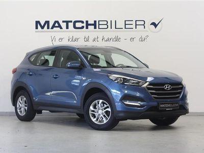 brugt Hyundai Tucson 1,6 GDI Life 132HK 5d 6g