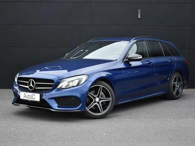 gebraucht Mercedes C180 1,6 AMG Line stc.