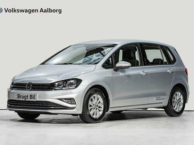 brugt VW Golf Sportsvan 1,6 TDi 115 Comfortline DSG