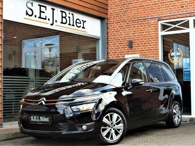 brugt Citroën Grand C4 Picasso 2,0 Blue HDi Intensive 150HK 6g A+