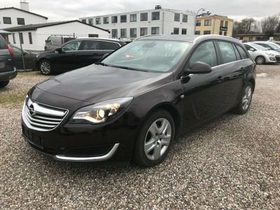 brugt Opel Insignia 1,4 T 140 Edition ST eco