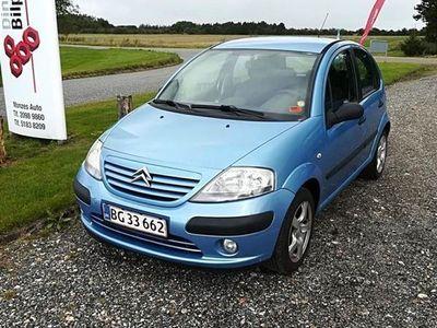 brugt Citroën C3 1,4 Elegance (ESP) 73HK 5d
