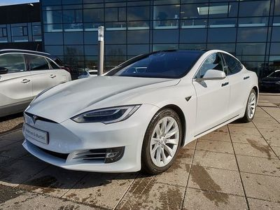brugt Tesla Model S 90D el EL 4x4 525HK 5d Aut.