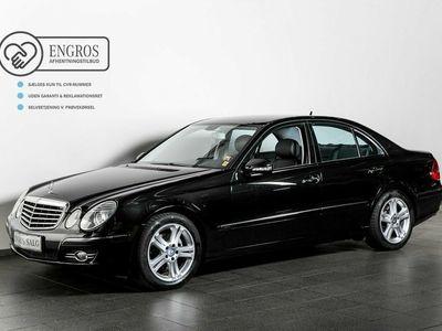 usata Mercedes E320 0 CDi Avantgarde aut.