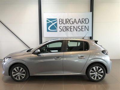 brugt Peugeot 208 1,5 BlueHDi Active+ 102HK 5d