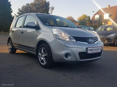 used Nissan Note 1,5 DCi DPF Select Edition 90HK Stc