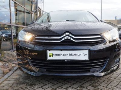 brugt Citroën C4 HDi 90 Attraction