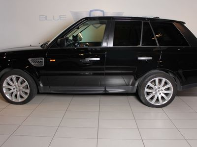 brugt Land Rover Range Rover Sport 3,6 TDV8 60 Year Edition 272HK aut 5d