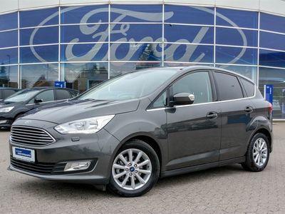 brugt Ford C-MAX 1,0 EcoBoost Titanium 125HK 6g
