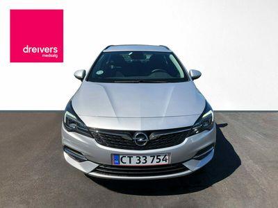 brugt Opel Astra ST