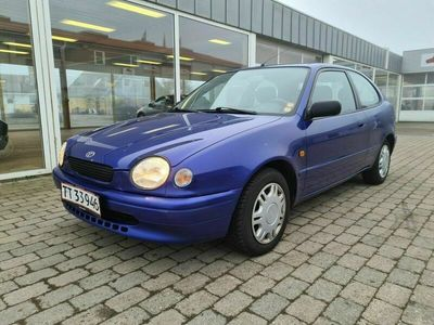 brugt Toyota Corolla 1,3 Cool