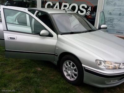 gebraucht Peugeot 406 2,0 HDI ST 110HK