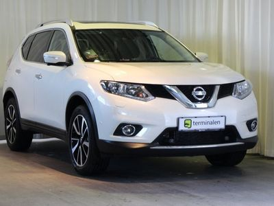 brugt Nissan X-Trail 1,6 dCi 130 Acenta 7prs