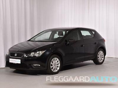 brugt Seat Leon 1,6 TDI Style DSG 105HK 5d 7g Aut.