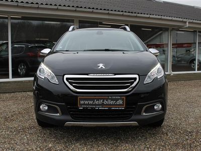 brugt Peugeot 2008 1,6 e-HDi Allure Sky 92HK