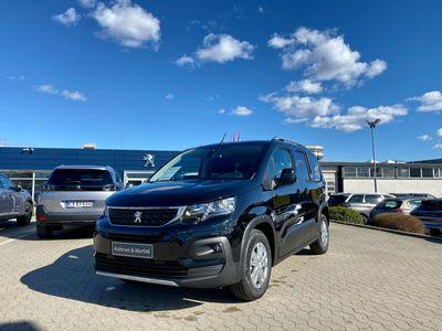 brugt Peugeot Rifter 1,5 BlueHDi Allure Pack 100HK