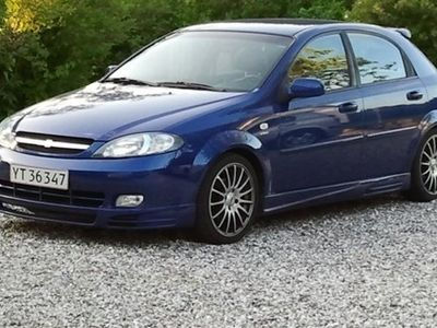brugt Chevrolet Lacetti 1,6 Street 5d