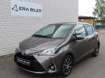 gebraucht Toyota Yaris 1,0 VVT-I T2 Premium 69HK 5d