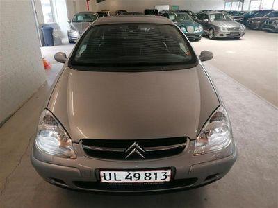 brugt Citroën C5 3,0 Exclusive 210HK 5d Aut.