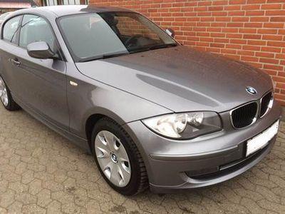brugt BMW 116 116d 2,0 D